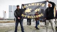 Hollanda'da cami önünde mangalda domuz partisi yapacaklardı