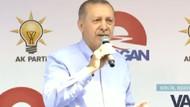 Erdoğan: Köprü yapmak sizin ne haddinize!