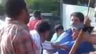 Adana'da 2 kişinin öldüğü pazar yeri kavgasından korkunç görüntüler