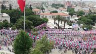 İHA'nın haberi: Meral Akşener Aydın'da meydanı dolduramadı