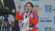 Meral Akşener: Bakan açıklama yapmış, terbiyesiz ve dangalakça