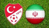 Türkiye - İran maçı başladı! Maç hangi kanalda?