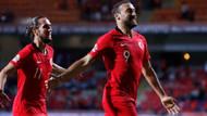 Milli takım tek farkla kazandı: Türkiye 2-1 İran