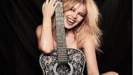 Kylie Minogue 50. yaşını böyle kutladı