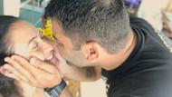 Ceyda Düvenci'den romantik paylaşım: Aldığım en güzel nefessin