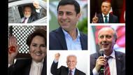 Hangi Cumhurbaşkanı adayları sosyal medyada ne kadar aktif?