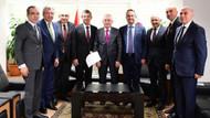 CHP, İnce'nin cumhurbaşkanı adaylık başvurusunu yaptı