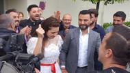 Alişan Buse Varol düğününden ilk fotoğraflar