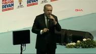 Erdoğan AKP'nin seçim manifestosunu açıkladı