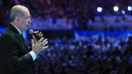 Erdoğan'dan AK Partililere 24 haziran yemini