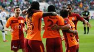 Aslan şampiyonluğa yürüyor: Akhisarspor 1-2 Galatasaray