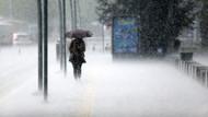 Son dakika: Meteorolojiden 5 il için kuvvetli yağış uyarısı