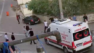 Genç kadını taciz eden 2 Suriyeli bıçaklandı