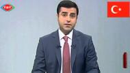 Selahattin Demirtaş, TRT'de göründü: 3 saniye