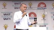 Erdoğan: Bana bak Muharrem önce haddini bil