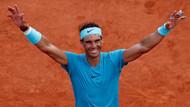 Rafael Nadal 11. kez Roland Garros şampiyonu!