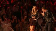Paris Hilton defileye çıktı, Antalya'yı salladı