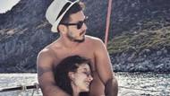Deniz Baysal ve Barış Yurtçu'nun su altındaki aşk kareleri