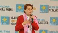 Meral Akşener Elazığ'da meydan okudu: Şerefsizler...
