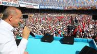 Erdoğan: İstihbarattan bilgi aldım, İnce'nin Diyarbakır mitingine katılanların hepsi HDP'li