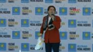 Meral Akşener: Üretimi bitirdiler, milleti aç bırakacaklar aç