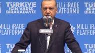 Erdoğan: Vekilimizin ağabeyini PKK'lılar öldürdü