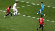 Mısır son dakikada yıkıldı! Uruguay Mısır: 1-0