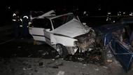 Nevşehir'de akılalmaz kaza: 16 yaralı