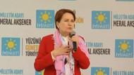 Meral Akşener: Devlet milletinden korkarak yönetilemez