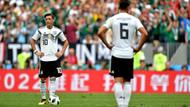 Dünya Kupasında Almanya'ya büyük şok! Almanya Meksika: 0-1