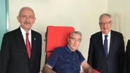 CHP Genel Başkanı Kemal Kılıçdaroğlu'ndan Deniz Baykal'a bayram ziyareti