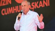 Muharrem İnce'den Erdoğan'a cami yanıtı: Sana mı soracağım camiye giderken!