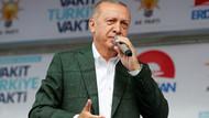 Recep Tayyip Erdoğan'dan Menbiç açıklaması: İş bilenin kılıç kuşananın