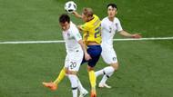 Güney Kore kafa karıştırmak için futbolcuların formalarını değiştirmiş