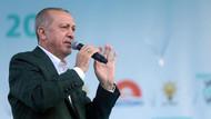 Erdoğan Van'da konuştu: Şimdi Münbiç'te derslerini veriyoruz