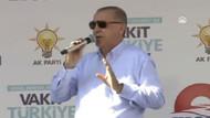 Recep Tayyip Erdoğan: Kandil'de lider takımını hallettik