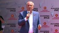 Muharrem İnce: Erdoğan halktan biri değil