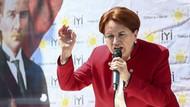 Meral Akşener'den Erdoğan'a: Damadınız AA'ya yüzde 52 göster dedi mi?