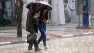 Meteoroloji'den Ankara için son dakika şiddetli yağış uyarısı!