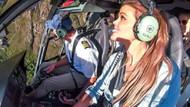 Dünyanın en çekici pilotu sosyal medyayı salladı
