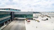 İstanbul'un 3'üncü havalimanına ilk iniş Erdoğan'dan