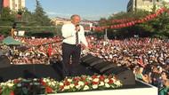 Son dakika: Muharrem İnce Ankara mitingi: Pazar akşamı sakın sandıkları terketmeyin