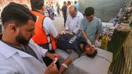 Anadolu Ajansı Gazze muhabiri İsrail keskin nişancısı tarafından vuruldu