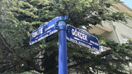 Ankara'da dikkat çeken adres: Fıskiye Caddesi ve Gökçek Sokağı