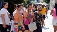 Bodrum plajları seçim günü bomboş