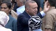 Cumhurbaşkanı Erdoğan oyunu kullandı: Seçimlere katılım iyi görünüyor