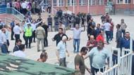 Ankara'da sandık görevlileri ile müşahitler arasında tartışma