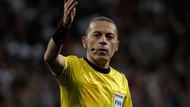 Dünya Kupası'nda Cüneyt Çakır'a bir görev daha