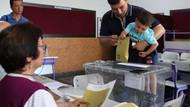 Oy verme işleminde 362 olay meydana geldi