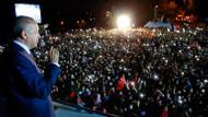 Erdoğan balkon konuşması için Ankara'ya gidiyor: CANLI